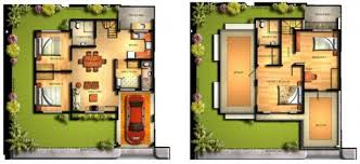 beautiful philippine home design floor plans contemporary