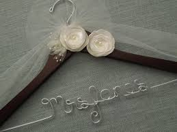 personalized wedding hanger, ivory flowers, bridal hanger, wedding Wedding Hangers With Names personalized wedding hanger, ivory flowers, bridal hanger, wedding name hanger,wedding dress hanger, custom wedding hanger wedding hangers with names how to