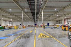 Minimise Led Lighting Industry Lighting Creates Safe Conducive Working Environment