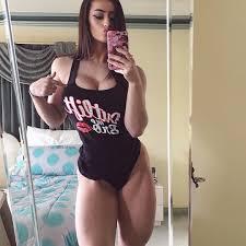 Kiki Vhyce via r hardbodies http ift.tt 2d27HQJ Chicas Bom.