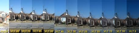 Vlt About Visual Light Transmission