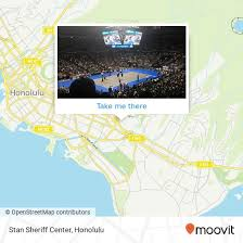 How To Get To Stan Sheriff Center In Urban Honolulu By Bus