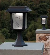 outdoor solar lamp post lights home design ideas