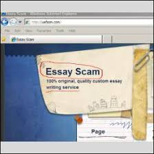 essay scam writing service finally calling a spade a spade zoom