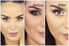 how to make eyes look bigger neutral smokey eye makeup tutorial you