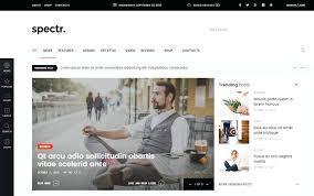 ajax website template. Ajax Website Template Best Responsive News Website Templates Php