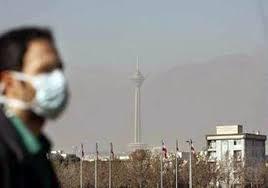 مرگ ۴۸۱۰ نفر بر اثر آلودگی هوا در تهران