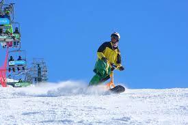 Resultado de imagen para Snow BMX y snow scoot