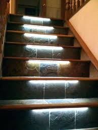 interior step lighting. Indoor Stair Lights Stairway Warm Interior Fashionable Led Intended For 6 . Step Lighting T