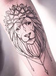 15 Významné Designy Lion Tetování Pro Muže A ženy Punditschoolnet