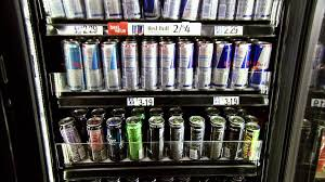 Energy Shot Vending Machine Stunning Middlebury College Bans Energy Drinks Linking Use To Alcohol 'High
