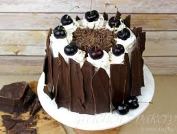 Vegan Black Forest Cake Gretchens Vegan Bakery