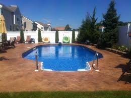 stamped concrete pool patio. Stamped Concrete Color For Pool Surround Patio K
