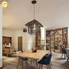 Us 4328 Anhänger Lichter Hängen Lampen Holz Moderne Leuchte Led Hause Lampe Innen Beleuchtung Für Esszimmer Studie Industrielle Licht In
