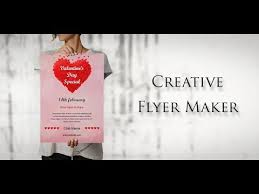 free flyer maker app flyers poster adverts stickers graphic design apps on google play