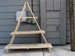 cute homemade plant stand featuring s m l f source