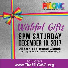 wishful gifts presented by fort lauderdale men s chorus artscalendar