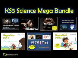ks3 science mega bundle energy forces magnetism sound pressure earth