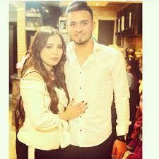 صلاح محسن وزوجته بعد عقد القران ❤️❤️ - الحكاية - El7ekaya