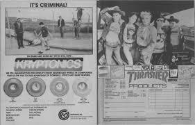 Thrasher Magazine - June 1984