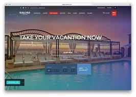 Dreamweaver Website Templates Best 48 Top HTML48 Hotel Booking Website Templates 48 Colorlib