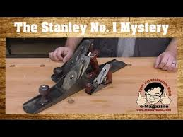 stanley hand planes. stanley\u0027s cute little #1 hand plane- what was it for, and why\u0027s so rare? - youtube stanley planes