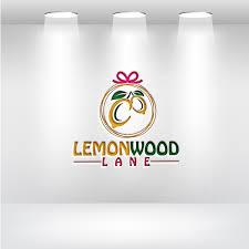 Hop Design Shop Personable Feminine Gift Shop Logo Design For Lemonwood