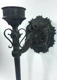 sconces gothic wall sconce gothic wall sconce modern antique meval torch wall sconce cast iron