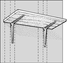 how to build a simple wall shelf dummies