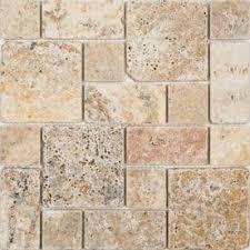 grey travertine tile backsplash. Simple Backsplash Anatolia Tile Scabos Mixed Pattern Mosaic Travertine Wall Common  12in X To Grey Backsplash R