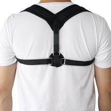 New Posture Corrector Shoulder Bandage Corset Back Orthopedic Brace Scoliosis Support Belt for Man Woman