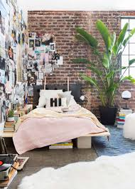 emily henderson target dorm room back to school boho eclectic collage wall rocker chic ian artistic