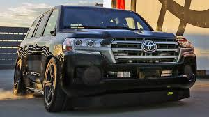2000HP Toyota Land Cruiser (2017) World's Fastest SUV [230mph ...