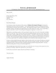 Cover Letter Sample Sales Professional Cover Letter Sample Sales