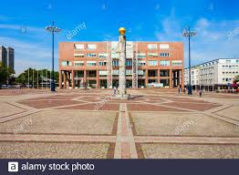 DORTMUND, GERMANY - JULY 04, 2018: Rathaus town hall in city centre of Dortmund  city in Germany Stock Photo - Alamy