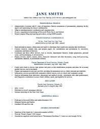 Profile On A Resume Musiccityspiritsandcocktail Com
