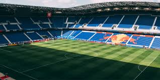 Red Bull Arena Seating Chart 3d Red Bull Arena New York Red Bulls