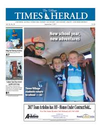 The Village Times Herald - September 7, 2017 by TBR News Media - issuu