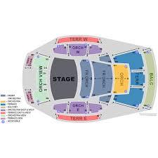 Walt Disney Concert Hall Seating Chart Walt Disney Concert Hall Los Angeles Tickets Schedule