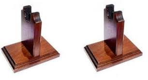 Sword Display Stands Walnut Sword Stand Knife Rack Table Display EBay 28