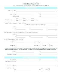 Vendor Registration Template Order Form Templates Free Word Excel
