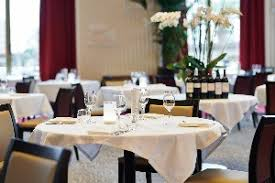 The Restaurant Of The Splendid In Dax And Its Bars Lounge