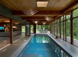 basement pool glass. Delighful Basement Home Swimming Fascinating Indoor Endless Pool Basement Swimming  Design House And Lined Glass Wall To