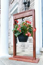 Full Size of Plant Stand:hanging Flower Stand Exceptional Images Ideas Font  Q Glass Plant ...