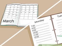 Homework To Do List How To How To Make A Homework Planner