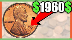 Pennies Worth Money Chart What Is A 1960 Penny Worth Rare Pennies Worth Money Valuable Pennies To Look For