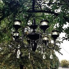 charming outdoor solar chandelier solar chandelier with inspiration image outdoor solar chandelier solar garden lighting canada