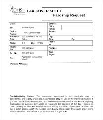 Confidential Fax Cover Sheet Medical Stingerworld Co