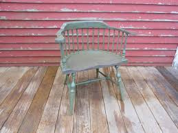 wood windsor dining side chair