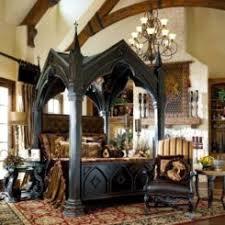 13 Mysterious Gothic Bedroom Interior Design Ideas
